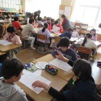 子供たちも講師の先生方も楽しんでいます